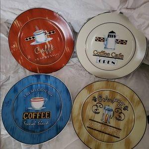 Vintage decoration coffee